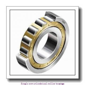 40 mm x 80 mm x 23 mm  NTN NUP2208ET2XC3U Single row cylindrical roller bearings