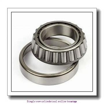 130 mm x 280 mm x 58 mm  NTN NJ326C3 Single row cylindrical roller bearings