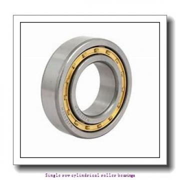 35 mm x 72 mm x 23 mm  NTN NU2207EG1C3 Single row cylindrical roller bearings