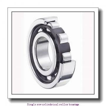 40 mm x 80 mm x 23 mm  NTN NU2208EAG1 Single row cylindrical roller bearings