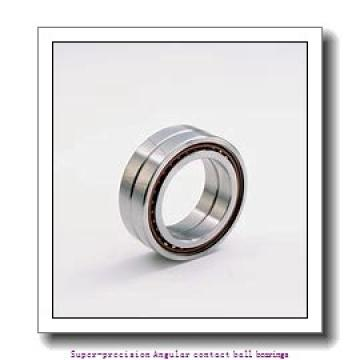 70 mm x 100 mm x 16 mm  skf S71914 ACB/P4A Super-precision Angular contact ball bearings