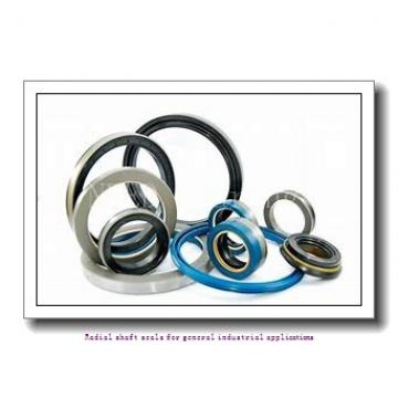skf 7410 Radial shaft seals for general industrial applications