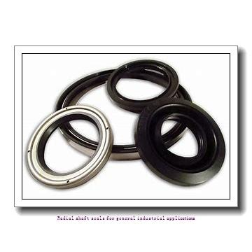 skf 55X80X8 CRW1 R Radial shaft seals for general industrial applications