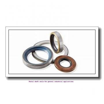 skf 48X72X7 HMSA10 RG Radial shaft seals for general industrial applications