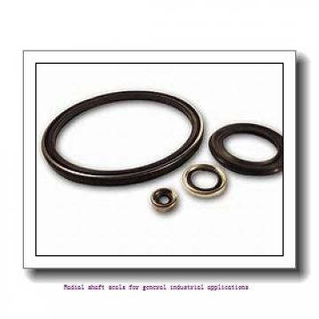 skf 115X140X12 HMSA10 RG Radial shaft seals for general industrial applications