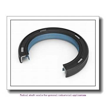 skf 50X100X10 HMSA10 RG Radial shaft seals for general industrial applications