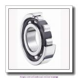 40 mm x 80 mm x 23 mm  NTN NUP2208 Single row cylindrical roller bearings