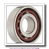 40 mm x 62 mm x 12 mm  skf S71908 CE/HCP4A Super-precision Angular contact ball bearings